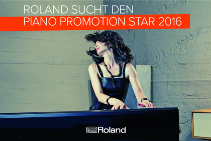 ROLAND SUCHT DEN PIANO PROMOTION STAR 2016 | PowerOn